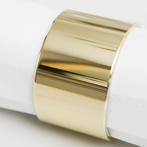 set 4 Napkin rings