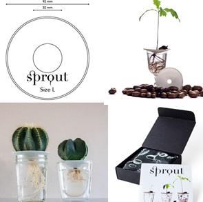 Sprout Large design