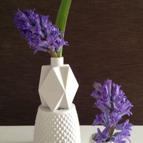 Star little vase