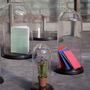 Glass bell