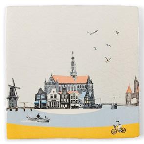 Storytiles Haarlem*