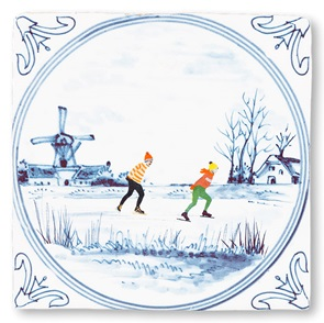 Storytiles Hollandse winter*