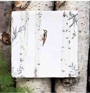 Storytiles Up in the trees
