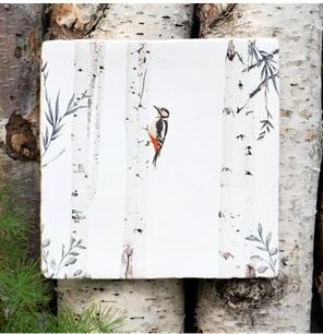 Storytiles Hoog in de bomen*