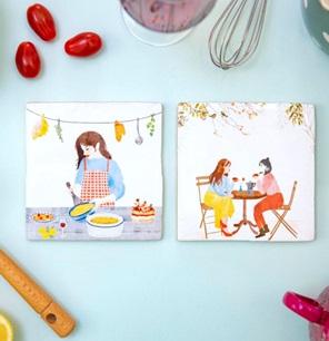 Storytiles Keukenprinses*