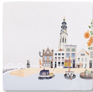 Storytiles Middelburg