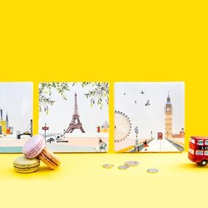 Storytiles Paris I love you*
