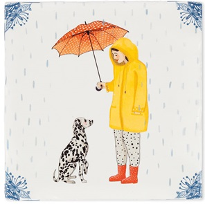 Storytiles It is raining dogs