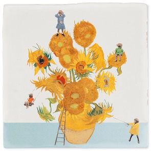 Storytiles Sunflower expeditie*