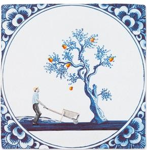 Storytiles De appel valt niet ver van de boom*