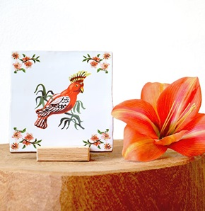 Storytiles Tropical bird