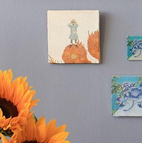 Storytiles Flower