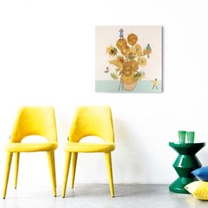 Storywoods van Gogh Zonnebloemen