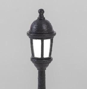 Street Lamp Dining Grijs