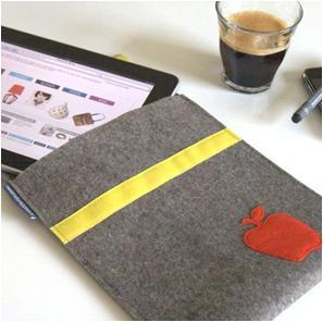 iPad Hoes grijs