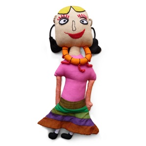 Superheld a Doll
