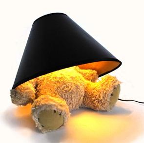 Teddy beer Lamp