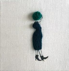 SOLD My Girl Dark Green