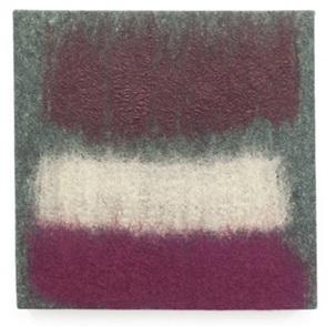 Textiel kunstwerk 8