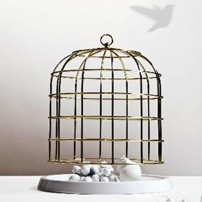 Twitable Birdcage