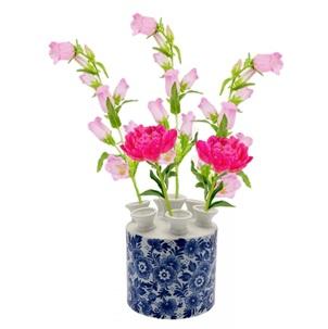 Tulp vase round