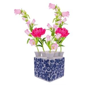 Tulpen Vaas vierkant
