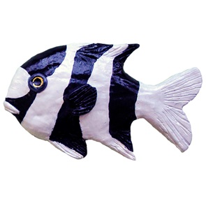 Humbug Damselfish wall object