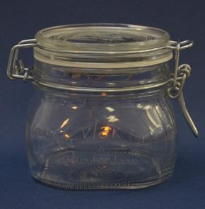 Firefly Glass jarr