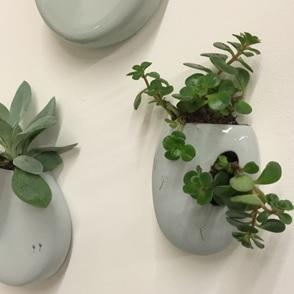 Recycle vase L
