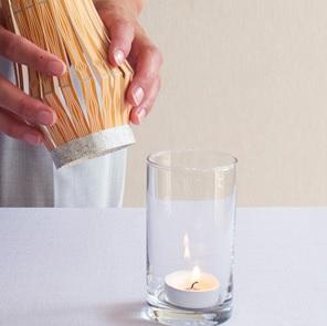 set 7 Weave Lanterns