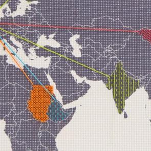 Worldmap DIY