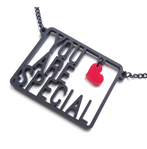 You are special necklace B