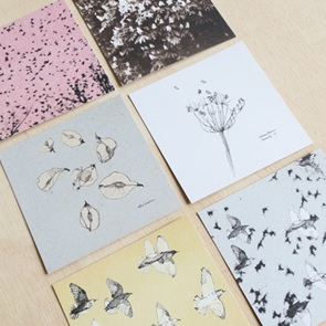 6 Swarm postcards