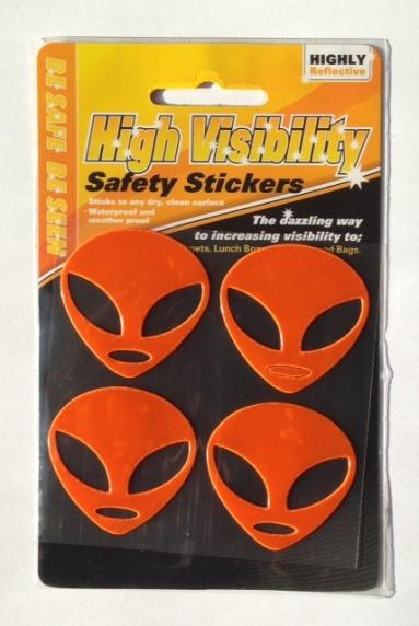 Aliens oranje