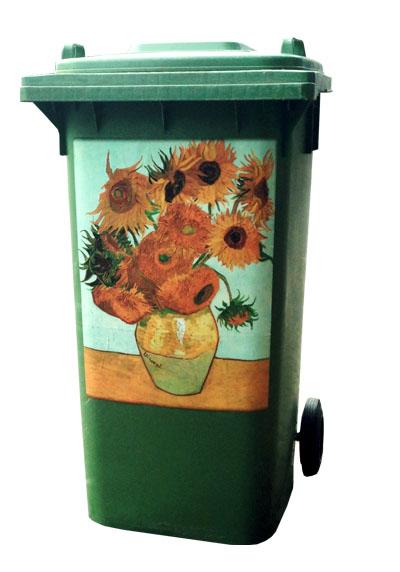 Vincent van Gogh, De zonnebloemen