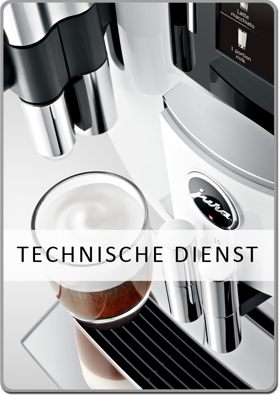 Van Hilst Koffie en Thee - Technische Dienst