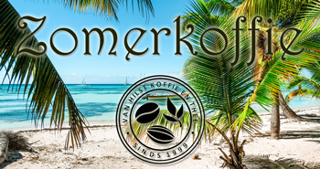 Zomerkoffie Cafe d'Oro