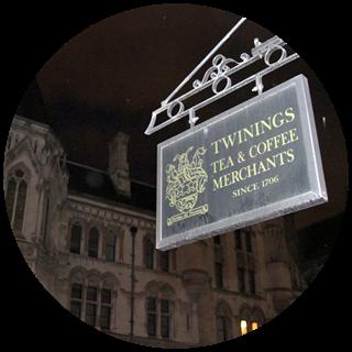 Twinings sinds 1706