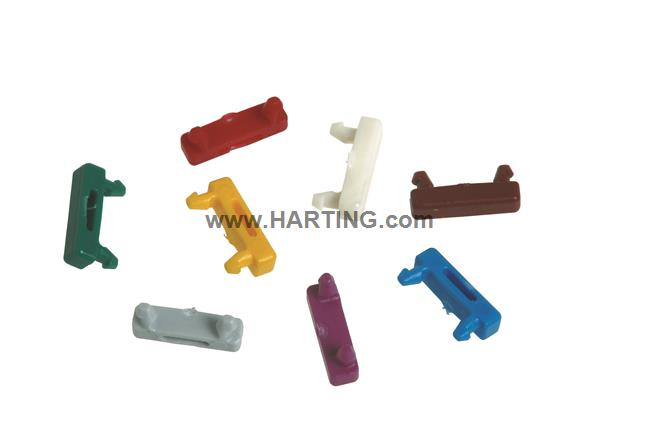 HARTING  RJ45 Field connector 09458500001 Tules colour White