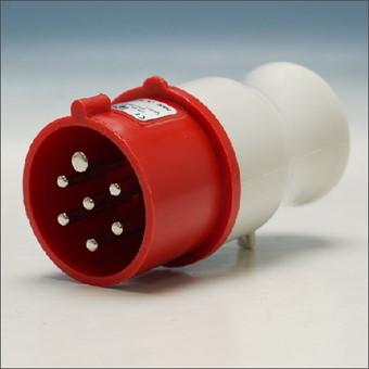 PCE CEE Contact Plug 16A 7 poles