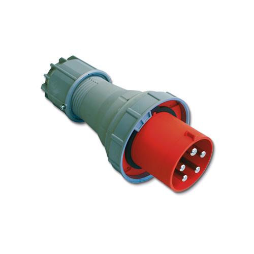 PCE CEE stekker 125A 5p 6h POWER TWIST  artikel 102285