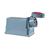 PCE CEE Wall contact box  125A  3 poles
