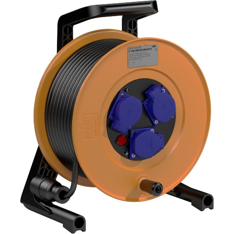Base Line<br />IT 266.MD3B.50KG315<br />Part-No. 230 93 325 000<br />Degree of protection IP20<br />Cable (m) 50<br />Cable type H05RR-F 3G1,5                                                                                                               Belgian/French version