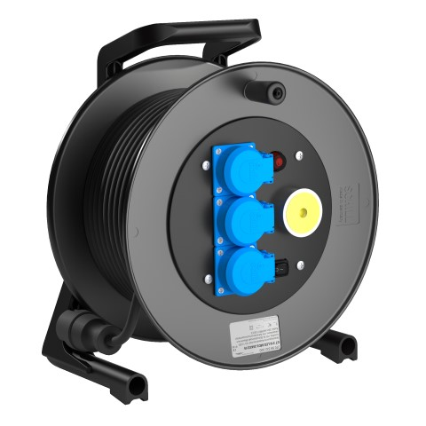 Professional Line  Power LED  MD3 <br />GT 310.LED.MD3.25KG315<br />Part-No. 270 59 322 000<br />Protection class IP40<br />Cable (m) 25<br />Cable type H05RR-F 3G1,5