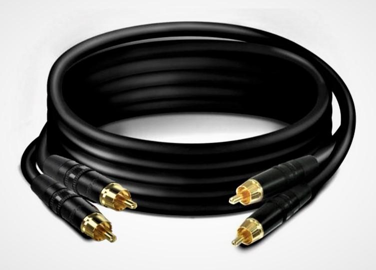 Audio kabel NYS373-NYS373 Unbalanced  C121