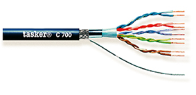 LAN cable S-U.T.P.<br />C700