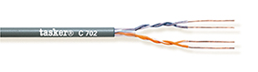 U.T.P. kabel<br />C702