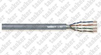 LAN kabel 5e U.T.P.<br />C707