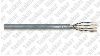 LAN cable 5e U.T.P.<br />C708