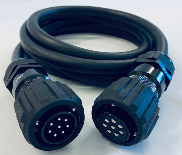 CACOM F/M loudspeaker cable 8x4,0mm² for L-ACOUSTICS